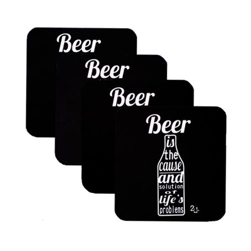 Porta-copos Cerveja é a causa e a solução