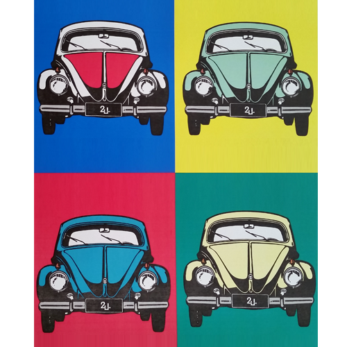 Poster Fusca