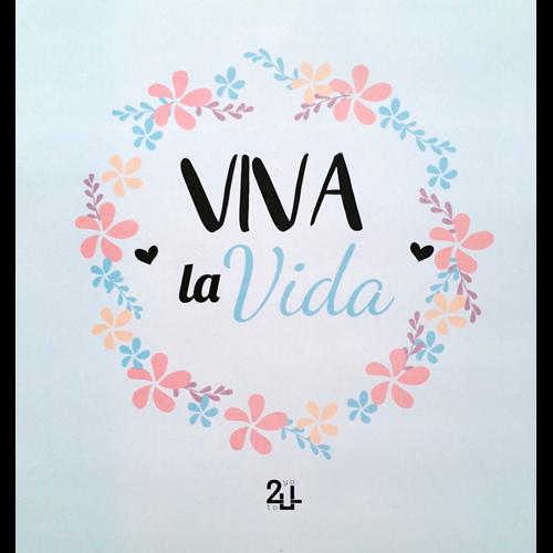 Poster Viva La Vida
