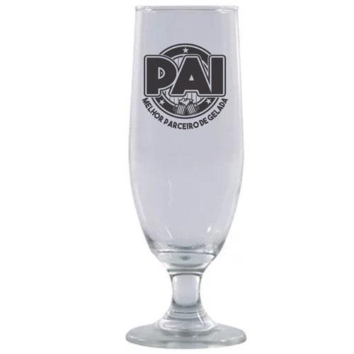 Taça Cerveja Pai Melhor parceiro de gelada
